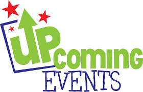 upcoing events